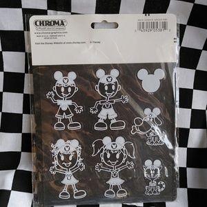 Office - Disney Family Sticker Decals